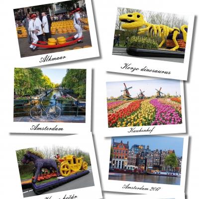 5-denní zájezd do Holandska